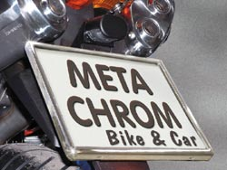 Meta-Chrom Bike and Car